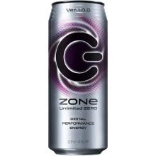 Zone Unlimited Zero Ver.1.0.0 エナジードリンク 500ml