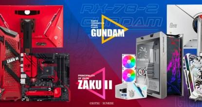 ASUS將於日本限定發售「機動戰士GUNDAM」聯名款!夏亞的3倍速路由器!