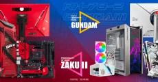 ASUS推出「機動戰士GUNDAM」日本限定聯名款!夏亞的3倍速路由器!