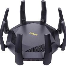ASUS WiFi 無線 ルーター WiFi6 4804+1148Mbps デュアルバンド RT-AX89X