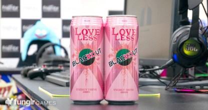 愛與能量,你能看見哪個…?!DONKI唐吉訶德限定能量飲料「BLACKOUT DDT LOVELESS」試飲心得