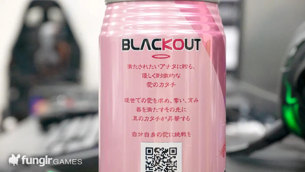 BLACKOUT DDT LOVELESS