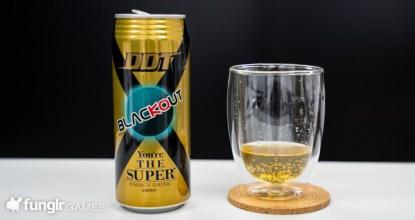 エナドリ検証!ドン・キホーテのオリジナルエナドリ「BLACKOUT DDT THE SUPER」はエンジニアを救えるのか!?