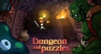 パズルゲーム「ダンジョンとパズル」がSteamで販売スタート!頭を捻らせてベストスコアを目指せ!
