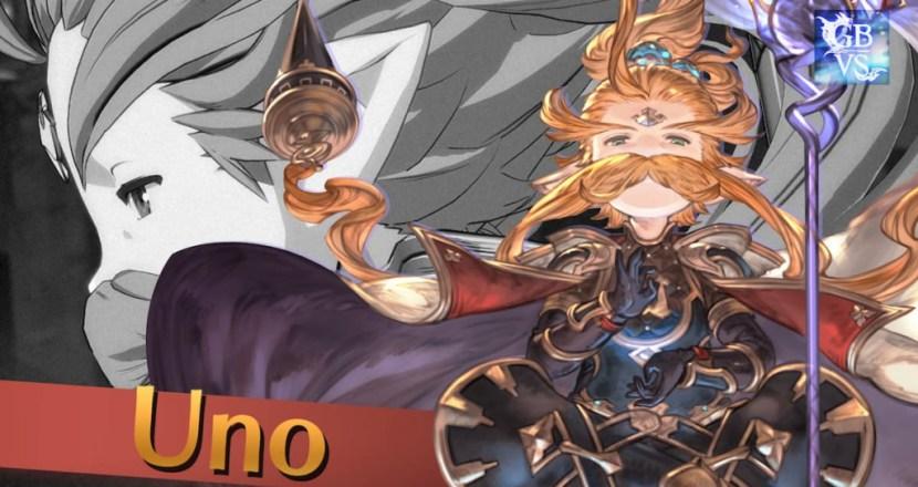グラブルVS 2021年最初の追加は十天衆!槍を司る賢人「ウーノ」参戦!RPGモードの無料アップデートも決定!