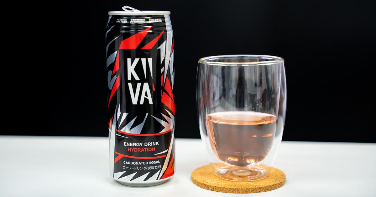 新企劃!能量飲料驗證「KiiVA ENERGY DRINK HYDRATION」是否能拯救令人頭痛的文書工作!?