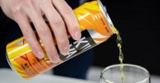 柑橘 x 能量飲料蹦出新滋味!?「KiiVA ENERGY DRINK PUNCH」是否能拯救令人頭痛的文書工作!?