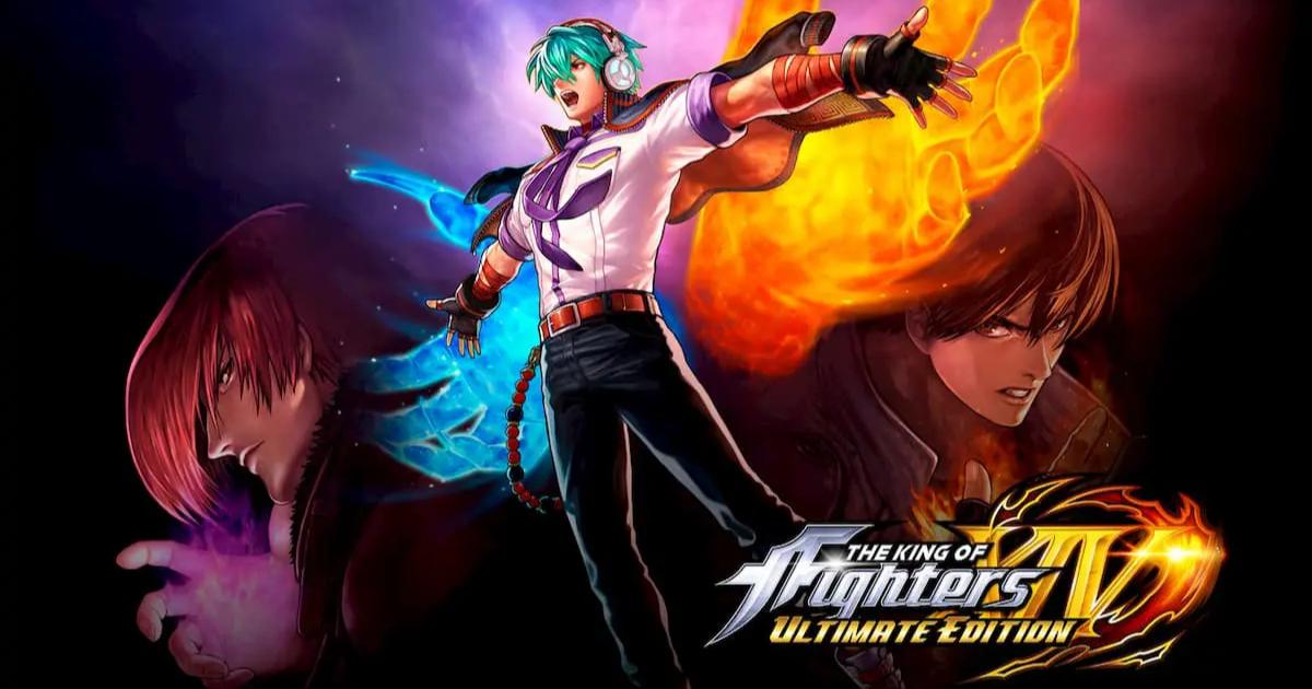 DLC全部入りでお買い得!「KOF XIV ULTIMATE EDITION」のDL版が販売開始!