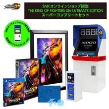 【2021年4月30日(金)発売】THE KING OF FIGHTERS XIV ULTIMATE EDITION スーパーコンプリートセット - PS4