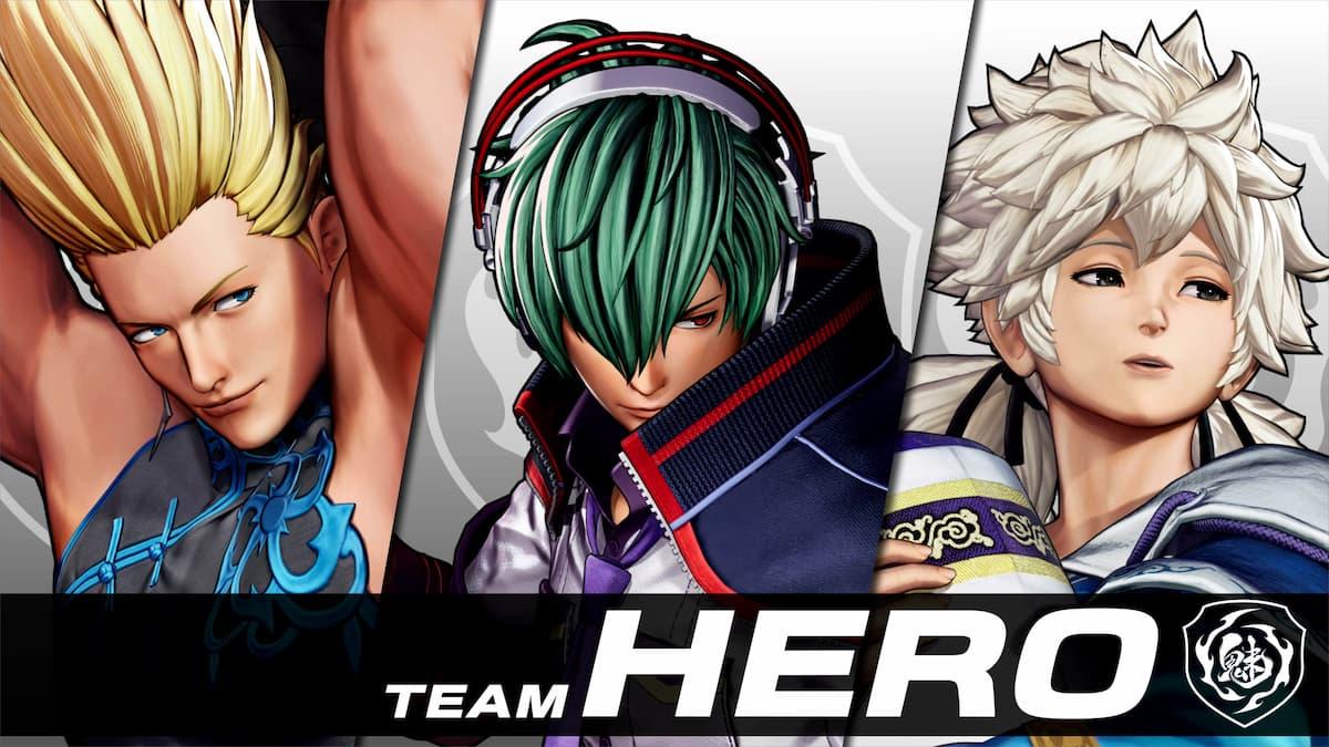 ヒーローチーム