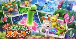 話題の完全新作「New ポケモンスナップ」の発売日が2021年4月30日(金)に決定!最新PVも公開!