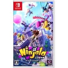 ニンジャラ ゲームカードパッケージ Nintendo Switch