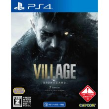 PS4 BIOHAZARD VILLAGE Z Version