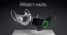 單是會發光已經夠帥了!Razer電競智能口罩「PROJECT HAZEL」面世!