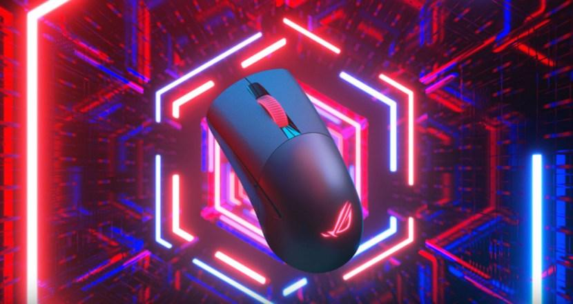 ASUSがゲーミングマウス「ROG Keris Wireless」を発表!軽量かつトライモード接続対応により様々なシーンで活躍!