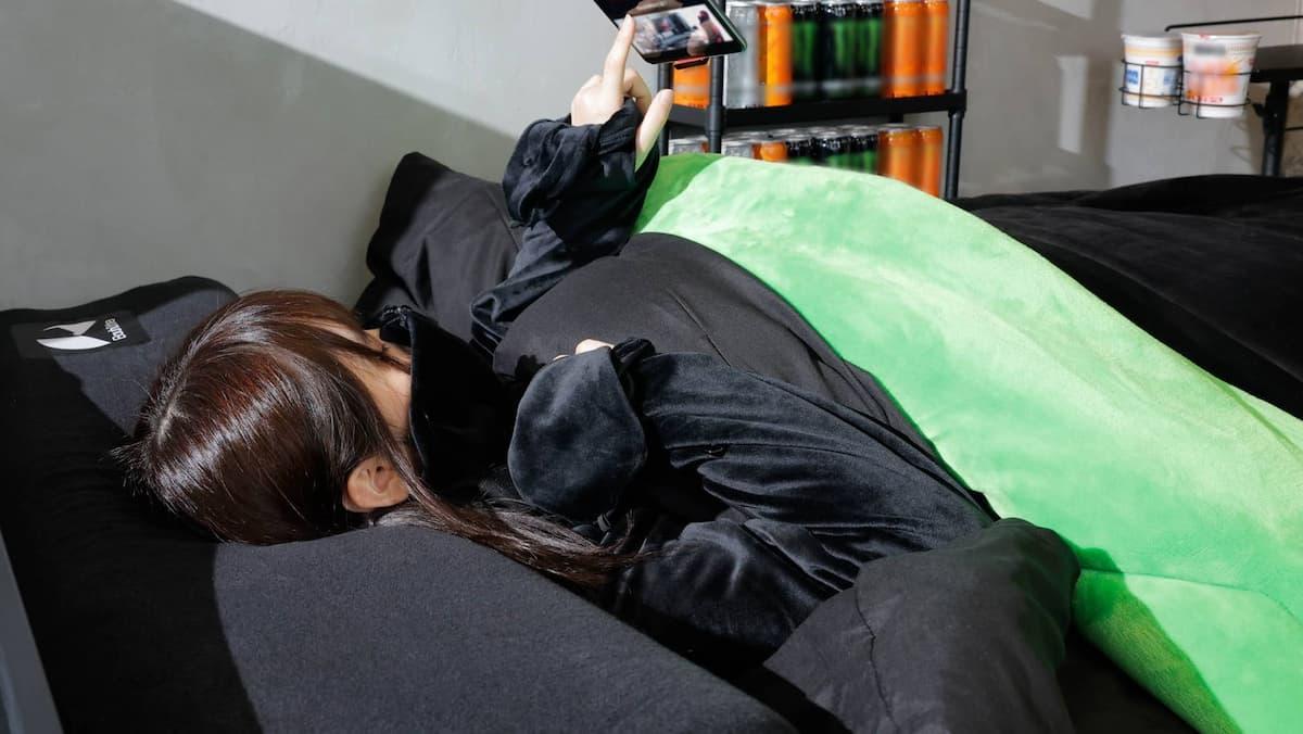 趴著睡、仰著睡都好眠的電競枕頭!Bauhutte「可洗長枕 BHB-1000P」新發售!