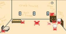 充滿蟹的小遊戲 不是Clubhouse是Crabhouse