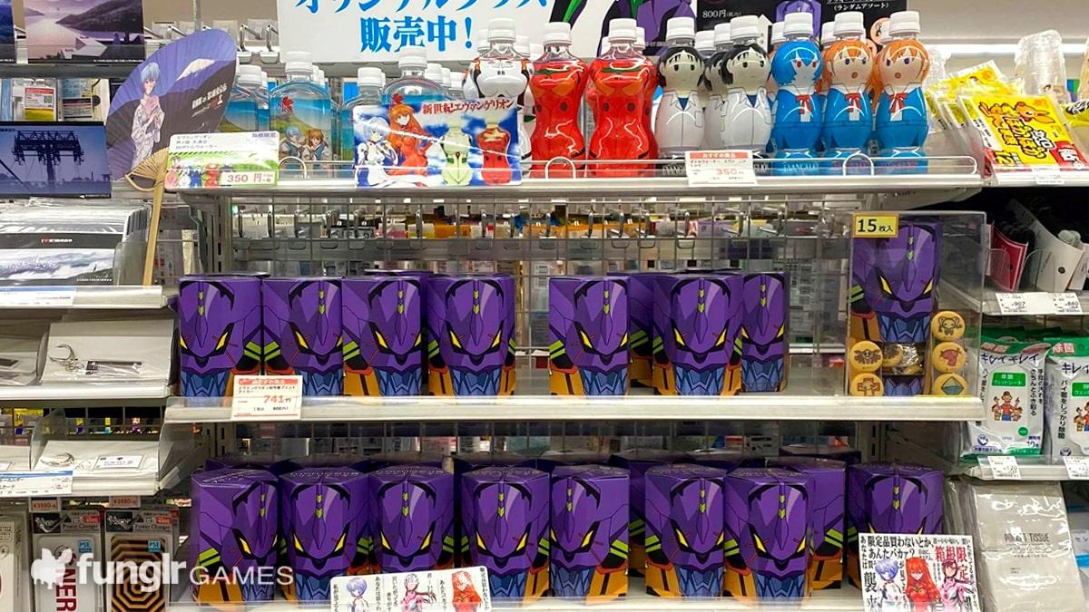 ローソン 第3新東京市店