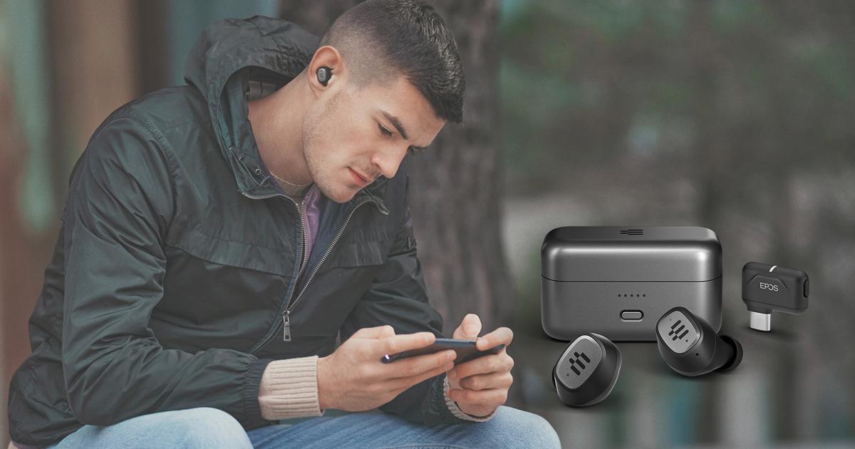 Nintendo Switchでも使用可能!EPOSがワイヤレスイヤホン新製品「GTW 270 Hybrid」を発売!