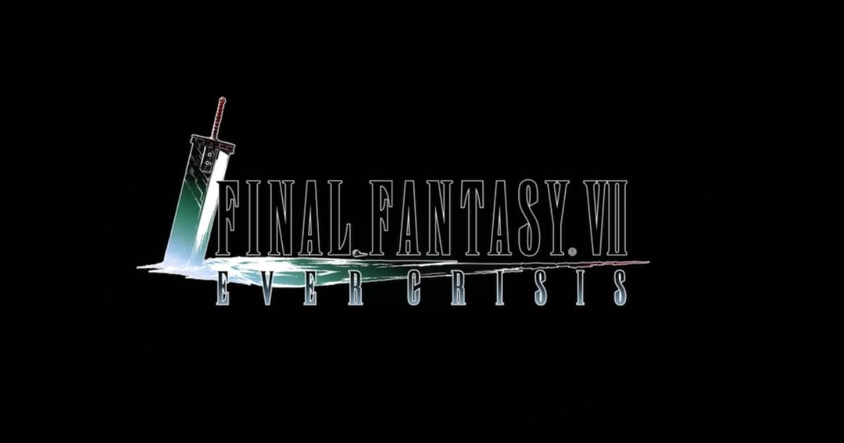 ついに「EC」まできた!「FINAL FANTASY VII EVER CRISIS」が2022年にリリース決定!
