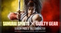 サプライズ!サムスピこと「SAMURAI SPIRITS」に「GUILTY GEAR」のキャラクターが参戦決定!