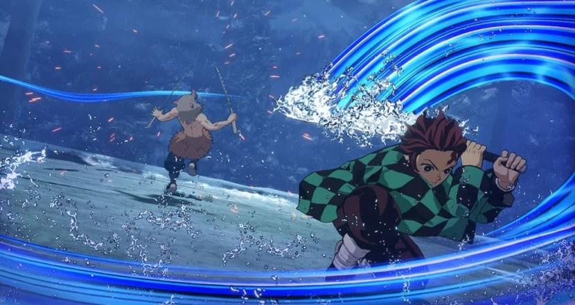 「鬼滅之刃 火神血風譚」公開最新開發進度以及炭治郎&禰豆子的戰鬥場景!