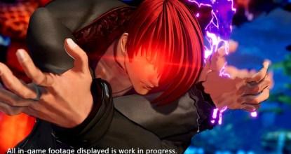 遂に「八神庵」が登場!KOF XVの新キャラクタートレーラー公開!