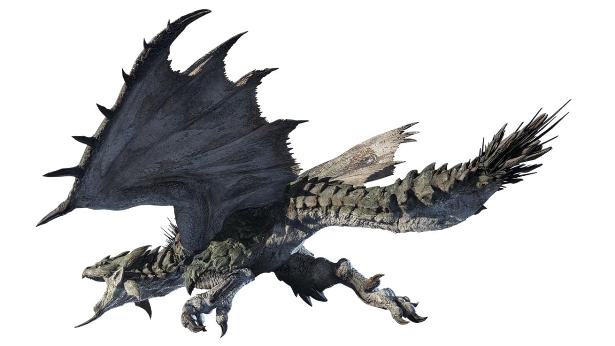 リオレイア 別名「雌火竜(めすかりゅう)」