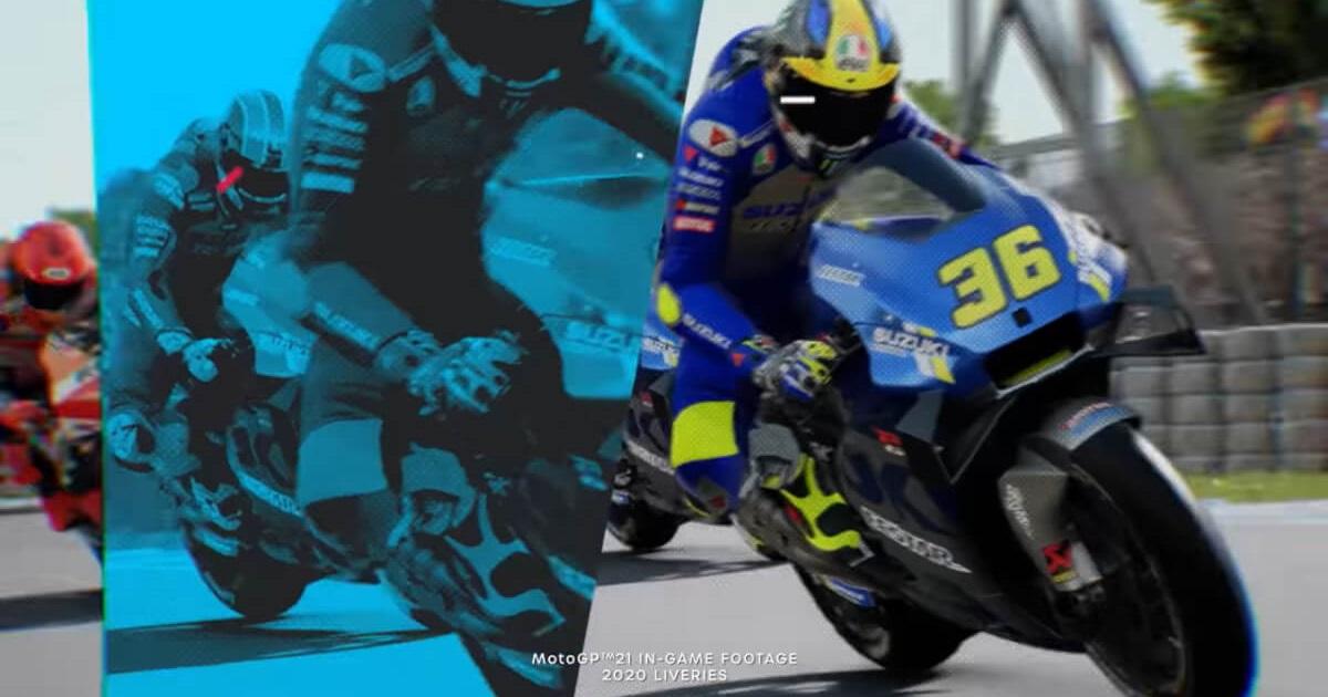 世界最高峰のバイクレースのオフィシャルゲーム「MotoGP21」発売決定!PS4パッケージ版の予約も開始!