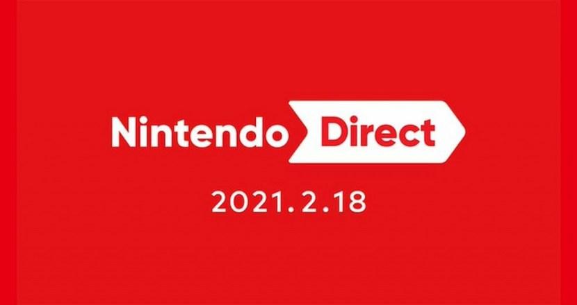 「Nintendo Direct」が2月18日朝7時から配信決定!スマブラSP含む約50分の大ボリューム!