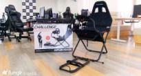 レースシム用コックピットはハードルが高い…それなら「Playseat Challenge」がオススメ!