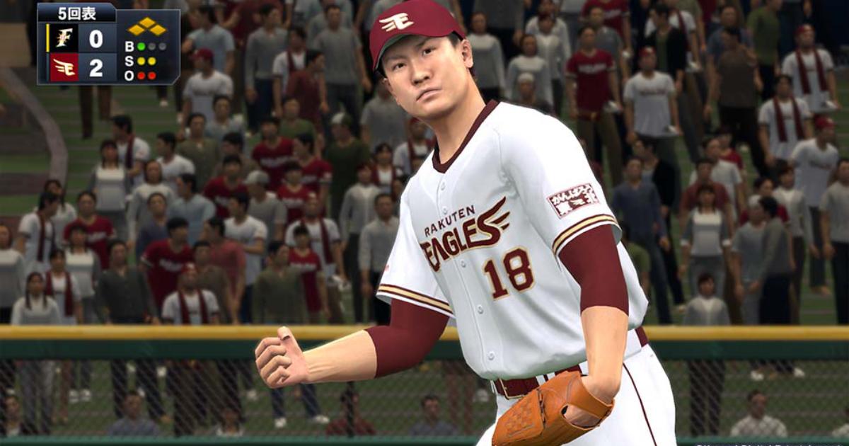 回歸日本野球界的田中將大選手!