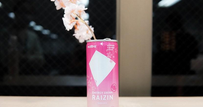春の訪れを知らせる限定フレーバー「RAIZIN SAKURA」を飲んでみた