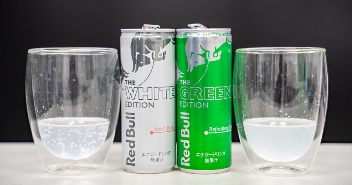 今度の牛は緑色!話題の期間限定新商品「Red Bull グリーンエディション」で翼は授かれるのか!?