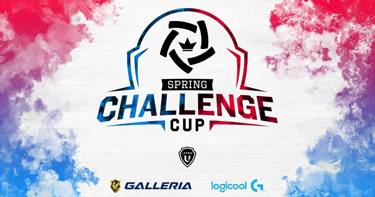 Spring Challenge Cup