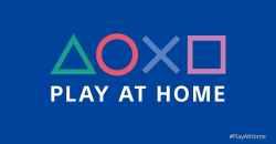 PlayStationが「Play At Home」イニシアチブ第2弾を発表!無料でゲームを配布!