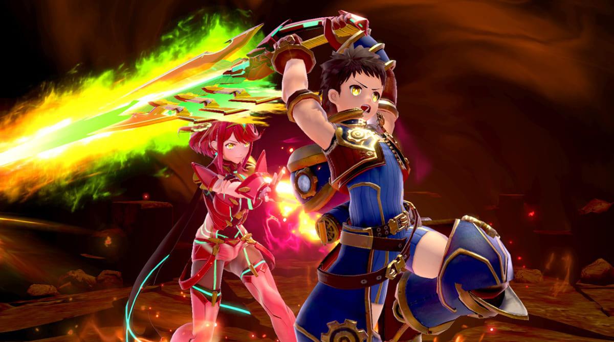 焰的最後王牌「烈燃之劍」