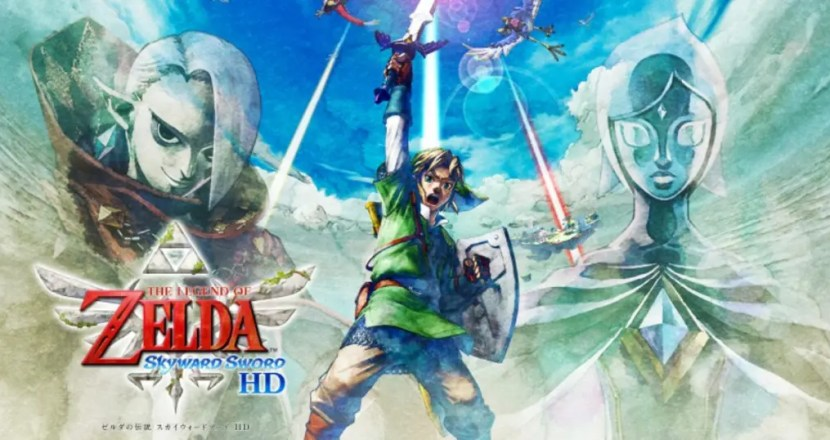 Nintendo Switch「薩爾達傳說 天空之劍 HD」將於2021年7月16日起開始販售!特殊設計款Joy-Con同步開賣!