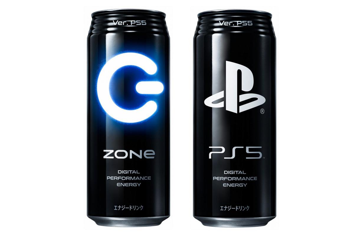 PS5 × ZONe限定コラボ缶