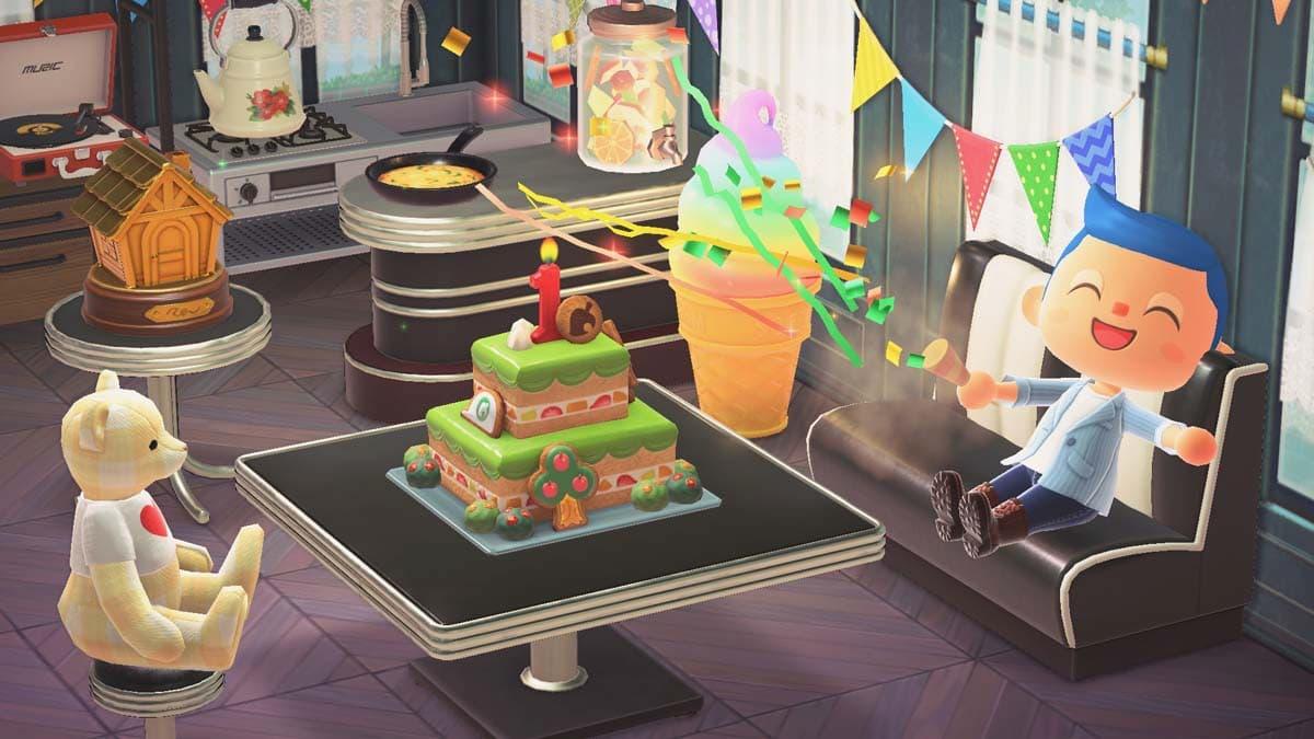 一週年蛋糕