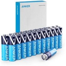 Anker アルカリ乾電池 単3形 (24本パック)