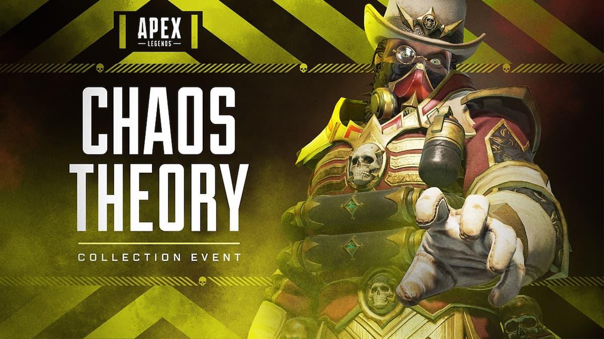 「Chaos Theory」コレクションイベント