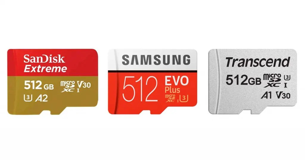 Switch用microSD卡