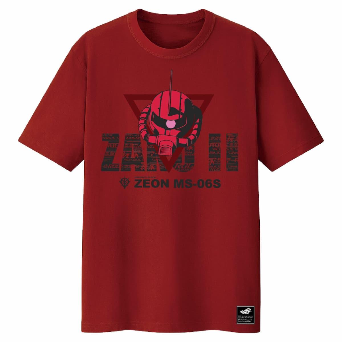 ROG T-Shirt ZAKU II EDITION
