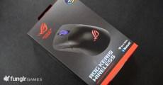 【開箱】三模連線!高CP值無線電競滑鼠ASUS「ROG Keris Wireless」!