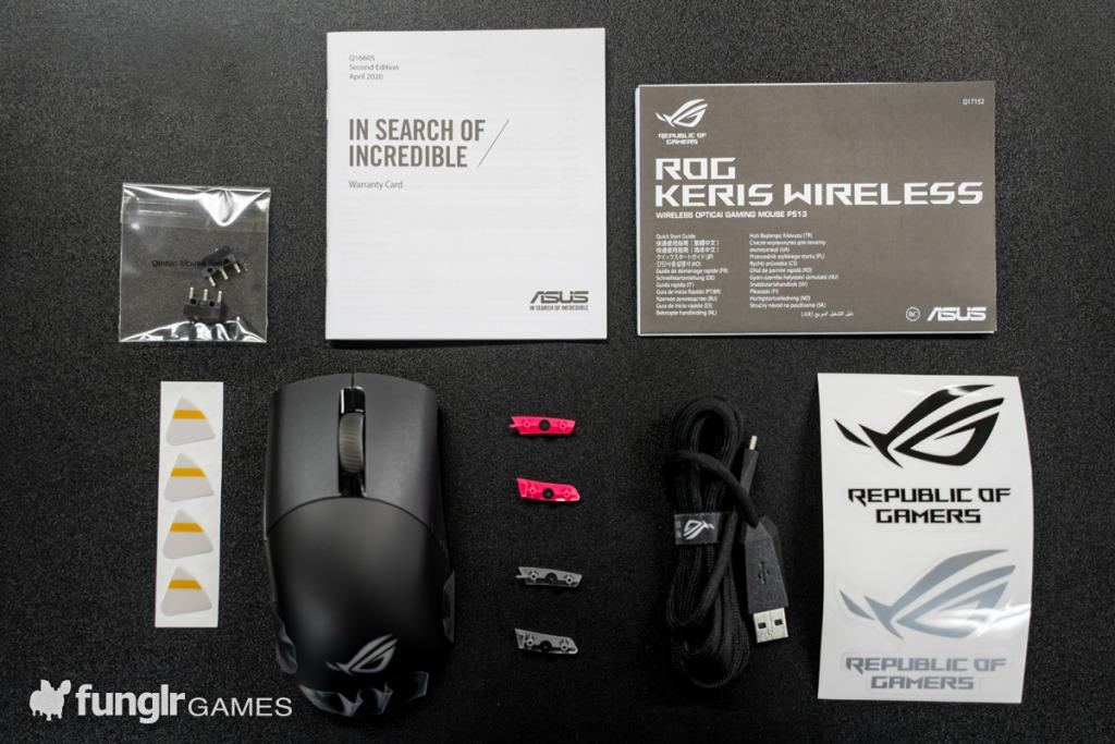ROG Keris Wireless