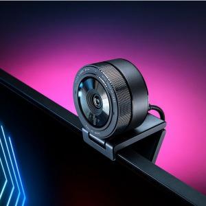 雷蛇 RAZER Kiyo Pro 高效能自適應光源感測器 USB 攝影機
