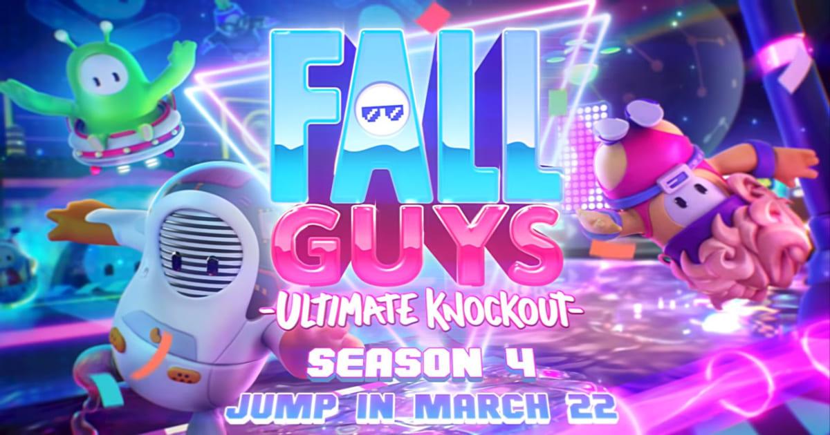 次の舞台は未来!「Fall Guys: Ultimate Knockout」シーズン4が日本時間2021年3月23日に開幕!