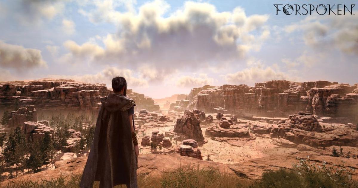 由Square Enix成立的遊戲工作室Luminous Productions公開新作「FORSPOKEN」,預計將於2022年推出!
