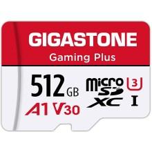 Gigastone Gaming Plus microSDカード 512GB